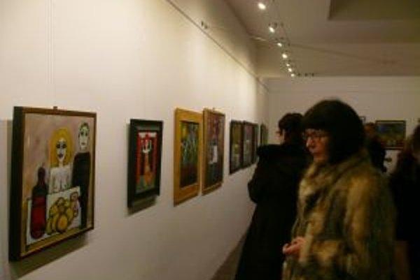 Výstava o ľuďoch a pre ľudí.
