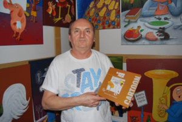 Vladimír Pavlík vydal knihu plnú humoru.