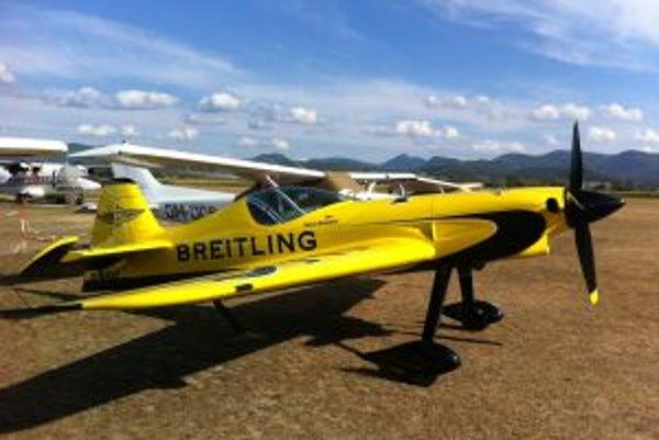 Na podujatí bude pretekať 39 pilotov z dvanástich krajín.