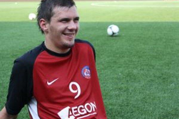 František Kubík už v drese staronového tímu.