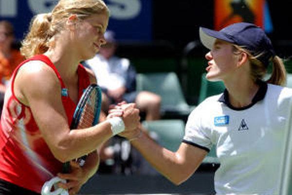 Na Australian Open sa predstavia obe výborné belgické tenistky Justine Heninová a Kim Clijstersová.