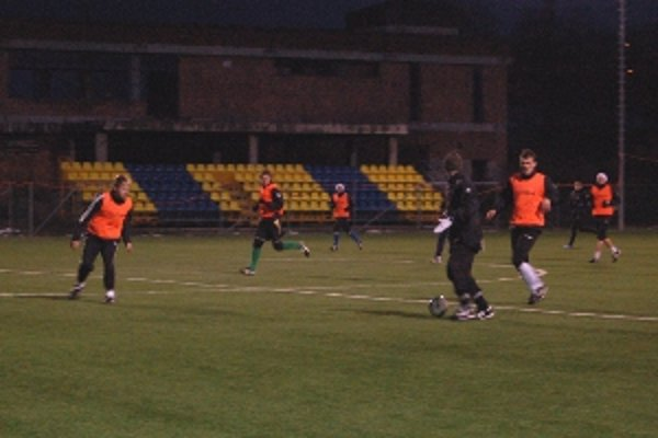 Futbalisti Spartaka Myjava začali s príoravou na jarnú časť v pondelok 9. januára.