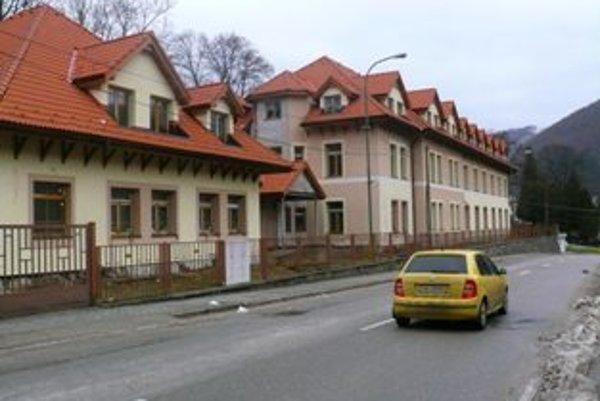 Liečebný dom Partizán v Trenčianskych Tepliciach potrebuje rekonštrukciu