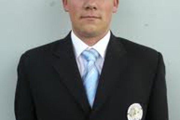 Druhý asistent ženskej florbalovej reprezentácie Stanislav Jaroš.