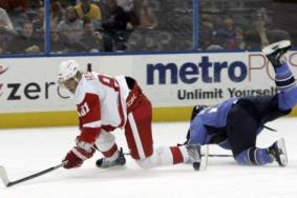 Výkony Mariána Hossu si v NHL cenia.