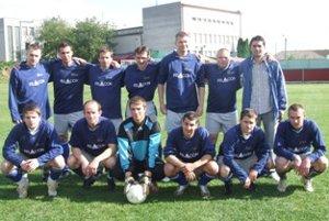 TJ Slovan Krajné sa pripravuje na novú sezónu.