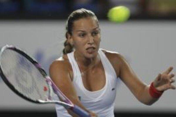 Dominika Cibulková si opäť vylepšila kariérne maximum.