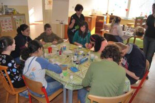 Celodenný program pripravila novomestská škola.