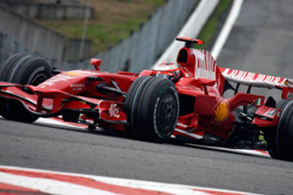 Formula Kimiho Räikkönena.
