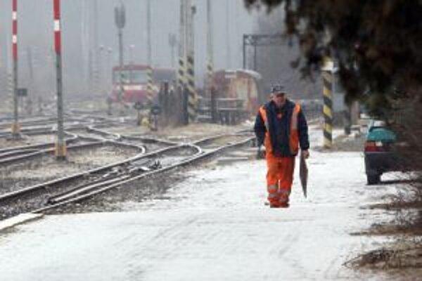 Ilustračné foto. Mesto by podľa primátora nemalo mrhať energiou na zastavenie modernizácie trate v schválenom variante.