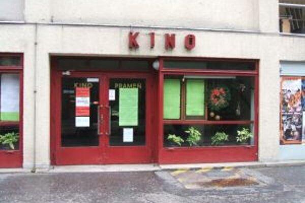 Kino Prameň zatvorili na jeseň