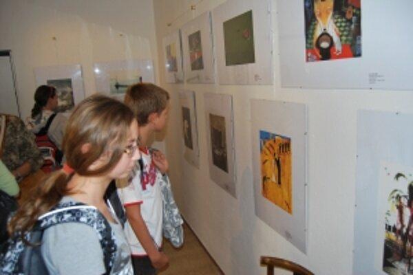 Výstava potrvá do 2. októbra.