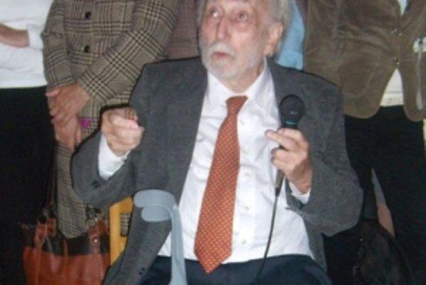 Vladimír Úradníček bol uznávaným odborníkom.