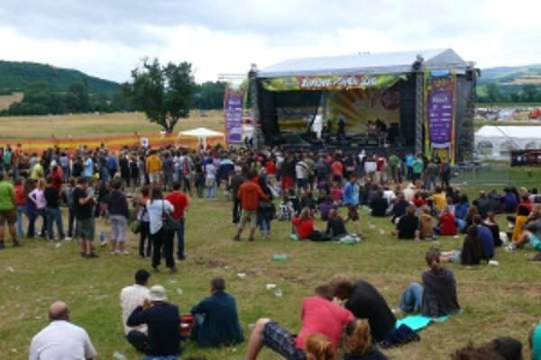 Festival podľa organizátorov navštívilo denne okolo päťtisíc ľudí.