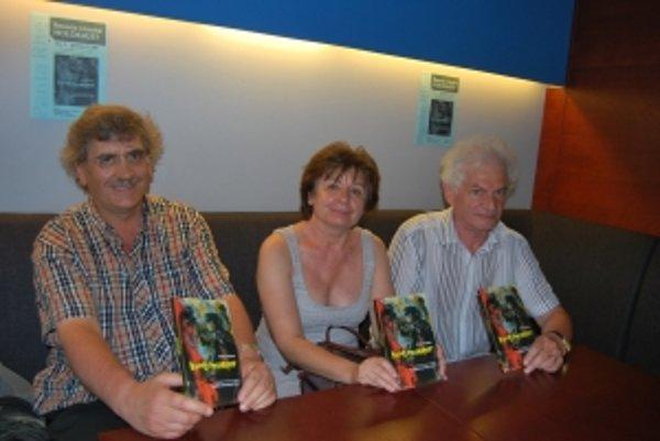 Trojica osobností, ktorá poukázala na tragédiu holokaustu.