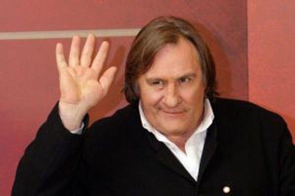 Gérard Depardieu dostane na Artfilme cenu Hercova misia.