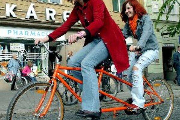 Cyklistom by sa mala cesta do mesta zjednodušiť