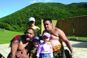 Deti sa Maorov neboja