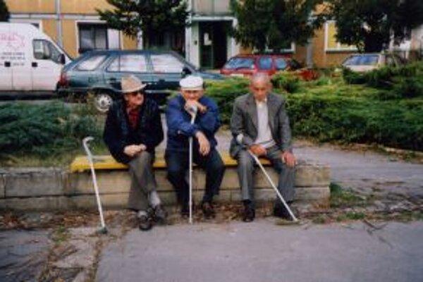 Ilustračné foto: V Trenčianskom kraji žije približne 117-tisíc dôchodcov