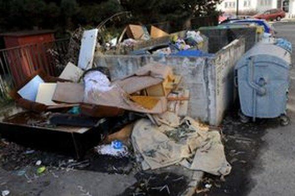V Púchove v súčasnosti sa boria s problémom vyvážania komunálneho odpadu.