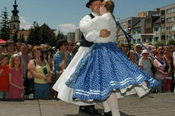 Festival spolu s Detvou a Východnou patrí k najväčším na Slovensku.