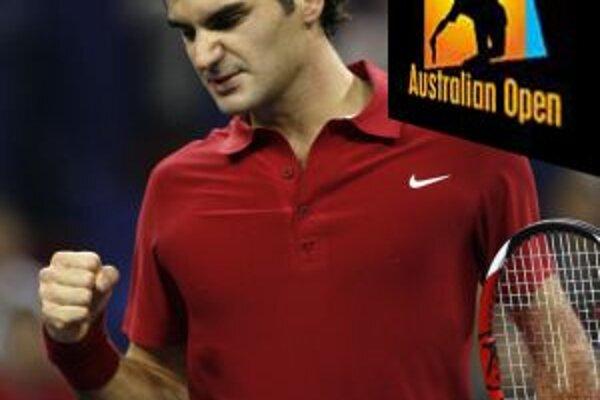 Roger Federer je favoritom mužskej dvojhry.