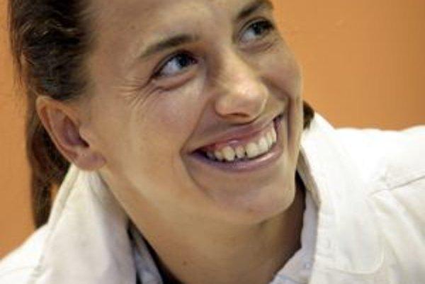 Janette Husárová je najskúsenejšou Slovenkou vo výbere Mojmíra Mihála.