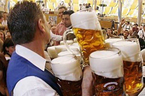 Pivný festival v Trenčíne bude trvať štyri dni.