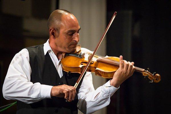 Snímka z tohtoročnej súťaže o Cenu Rinalda Oláha vo Zvolenskej Slatine.