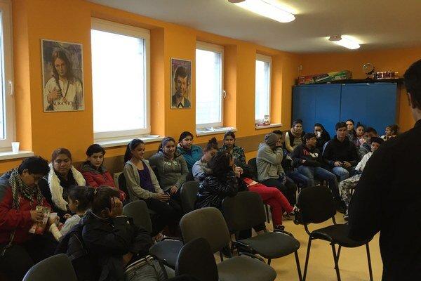 Zaujali najmä témy diskriminácie a obchodovania s ľuďmi.