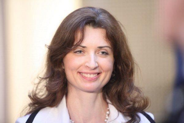 Bývalá splnomocnenkyňa vlády ČR pre ľudské práva Monika Šimůnková.
