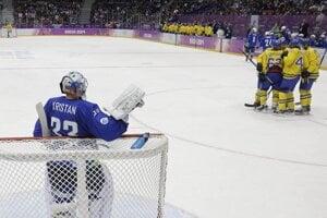 Švédsky káder budú z polovice tvoriť hráči z NHL.