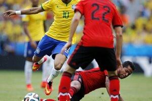 Brazílčan Neymar bude najväčšou hviezdou brazílskeho výberu na OH v Riu.