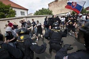 V Czech Press Photo zaujali protirómske pochody