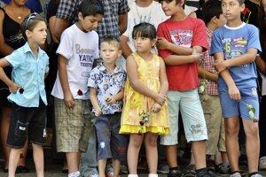 Spomienka na rómsky holokaust v Banskej Bystrici
