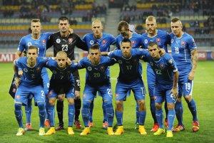 Národný tím vyhral v kvalifikácii o postup na majstrovstvá Európy 2016 aj v Bielorusku 3:1. A vedie skupinu. Slováci pred zápasom.