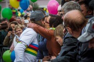 Žilinské oslavy Petra Sagana.