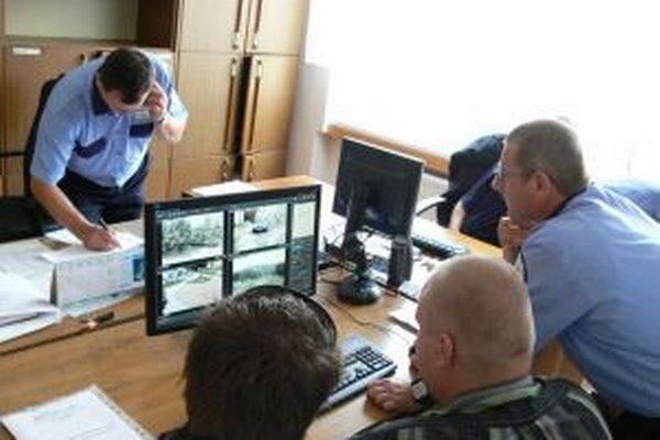 Kamery sú veľkou pomocou pre políciu.