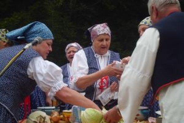 Počas dnešnej nedele venovanej kapuste nebude núdza o bohatý kultúrny program.