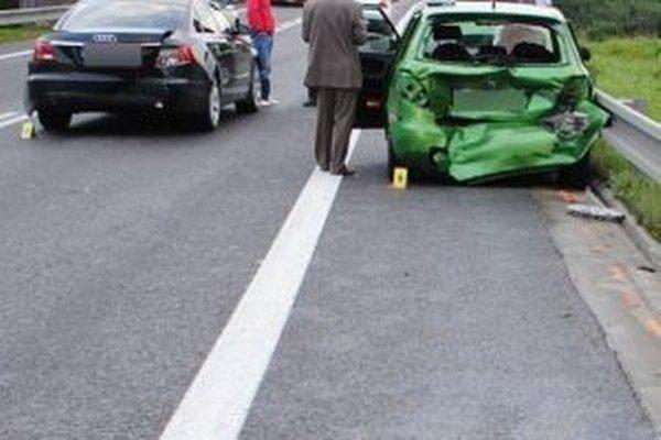 V mestskej časti Čadca – Horelica sa stala v utorok 16. septembra podvečer dopravná nehoda.