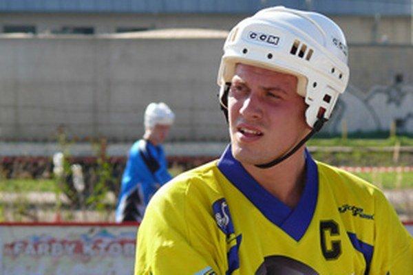 Vlado Najdek patrí k lídrom svojho tímu aj celej KHL.