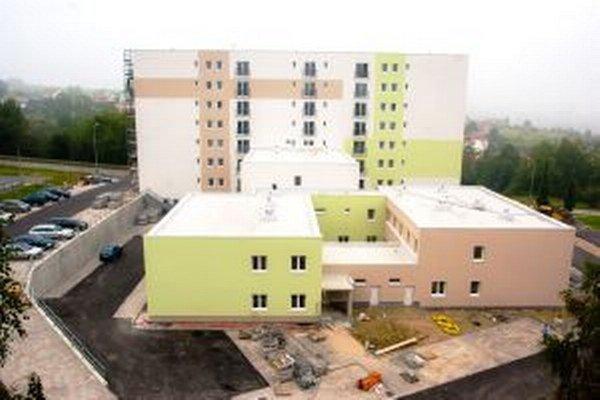 Objekt bývalej materskej školy mesto prerobilo na bytový dom.