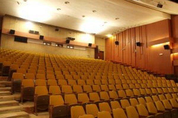 Po minuloročnej digitalizácii kina prejde teraz obnovou aj kinosála.