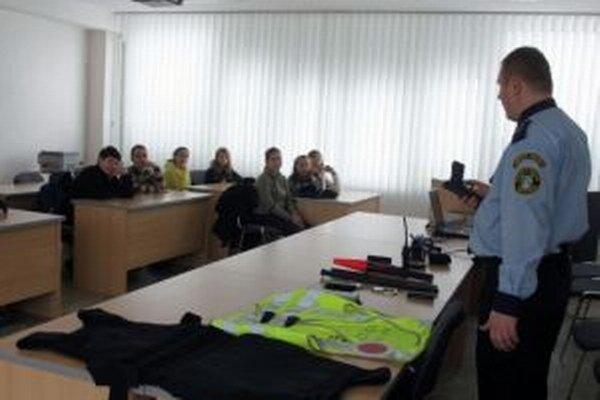 Mestskí policajti pripravili aj v minulosti viacero podujatí zameraných na boj proti drogám.