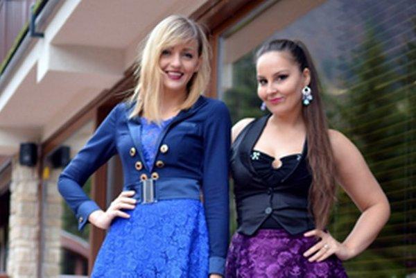 Dievčatá z Terchovej majú k móde veľmi blízko.