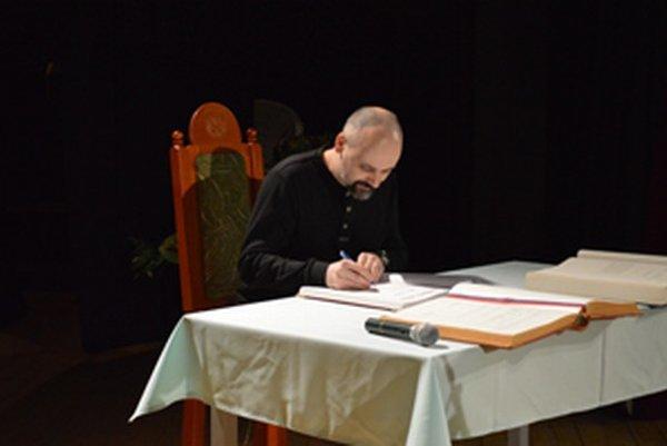 Ocenenia sa dočkal aj Marcel Bogáň.