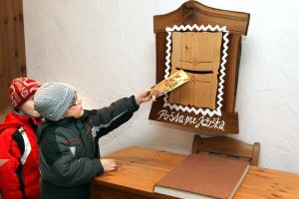 Ježiško dostal listy už od viac ako milióna detí.