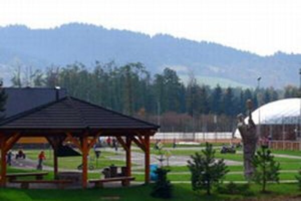 V Turzovke chcú plaváreň postaviť v mestskej časti Závodie za športovým areálom.