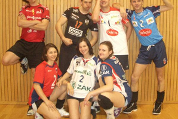 Hráči BVC Čadca mali po play off výbornú náladu.