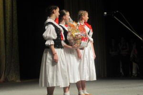 Cenu diváka venovala redakcia MY Kysucké noviny a získali ju dievčatá z Kelčovanu.